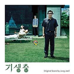韓國電影 寄生上流 PARASITE O.S.T 電影原聲帶 配樂 鄭在日 (韓國進口版)