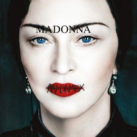 瑪丹娜 / X夫人 台壓版 (Standard CD) (預購贈品版)(Madonna / Madame X (Standard CD))