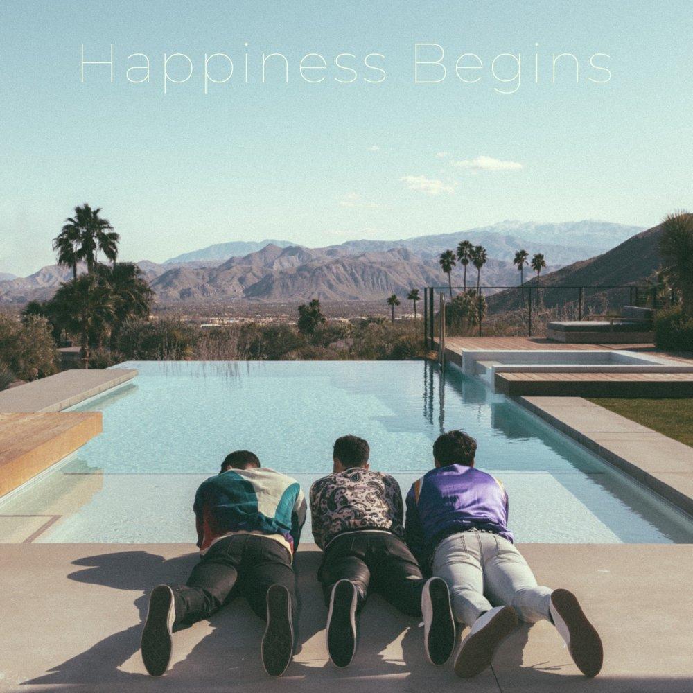 強納斯兄弟 / 快樂啟程 (CD)(Jonas Brothers / Happiness Begins)