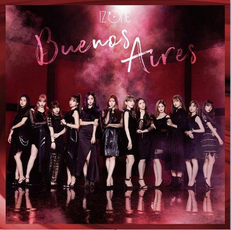 IZ*ONE / Buenos Aires 布宜諾斯艾利斯Type A【CD+DVD】
