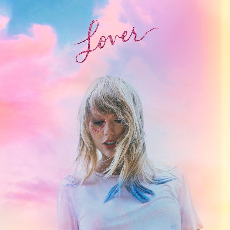 泰勒絲 / 情人 (台壓版)(Taylor Swift / Lover)