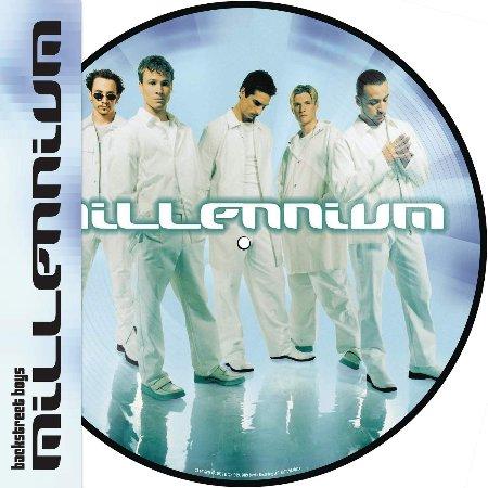 新好男孩 / 千禧情 20周年限量紀念彩膠(Backstreet Boys / Millennium (LP))