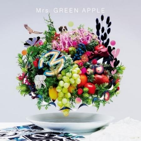 Mrs. GREEN APPLE / 5 首張精選輯