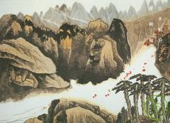 榮寶齋畫譜^(151^):山水部分