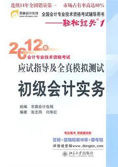 2012年會計 技術資格考試應試指導及全真模擬測試:初級會計實務