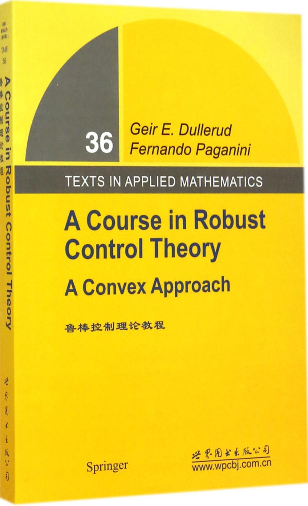 魯棒控制理論教程:英文