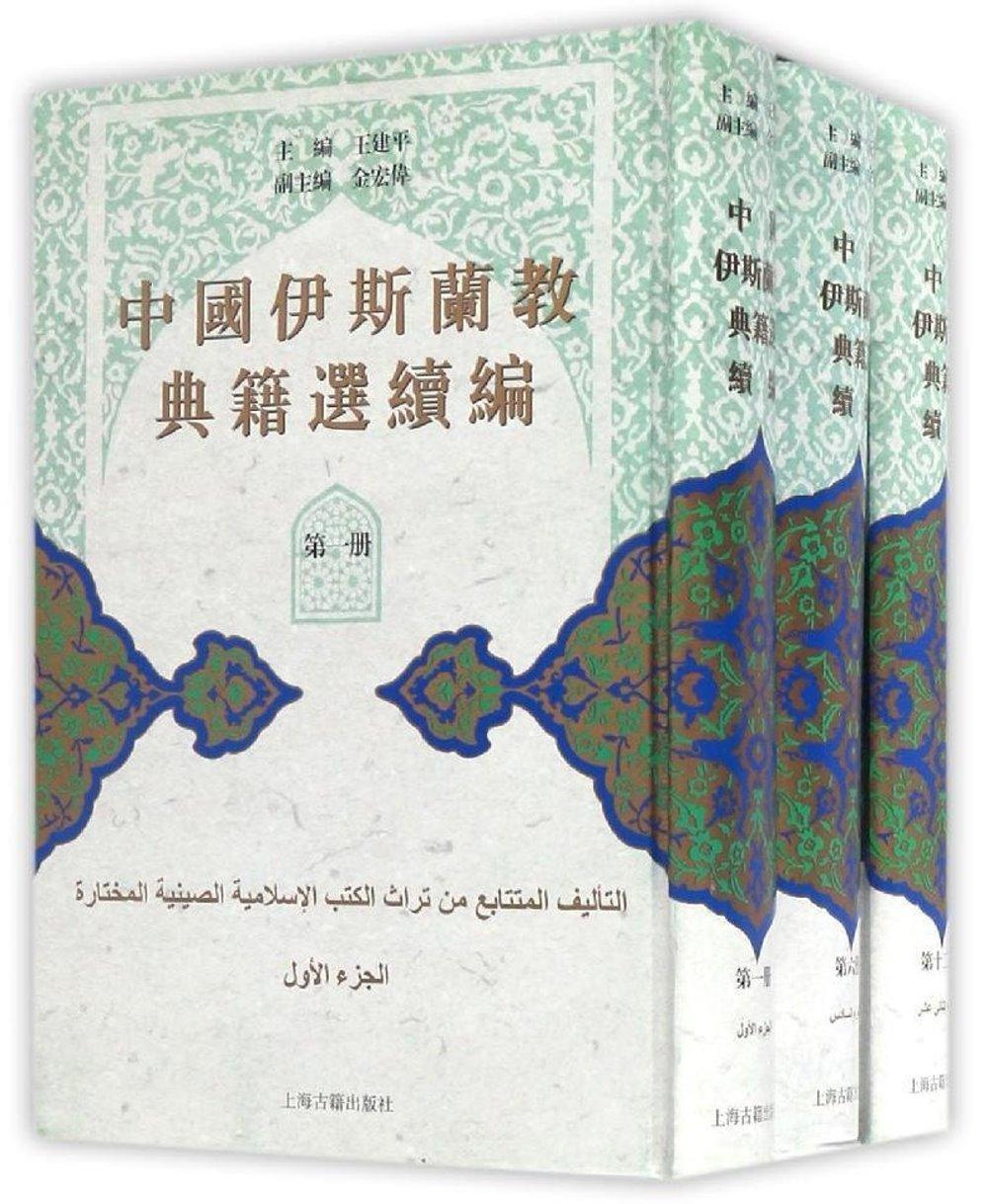 中國伊斯蘭教典籍選續編(全十二冊)