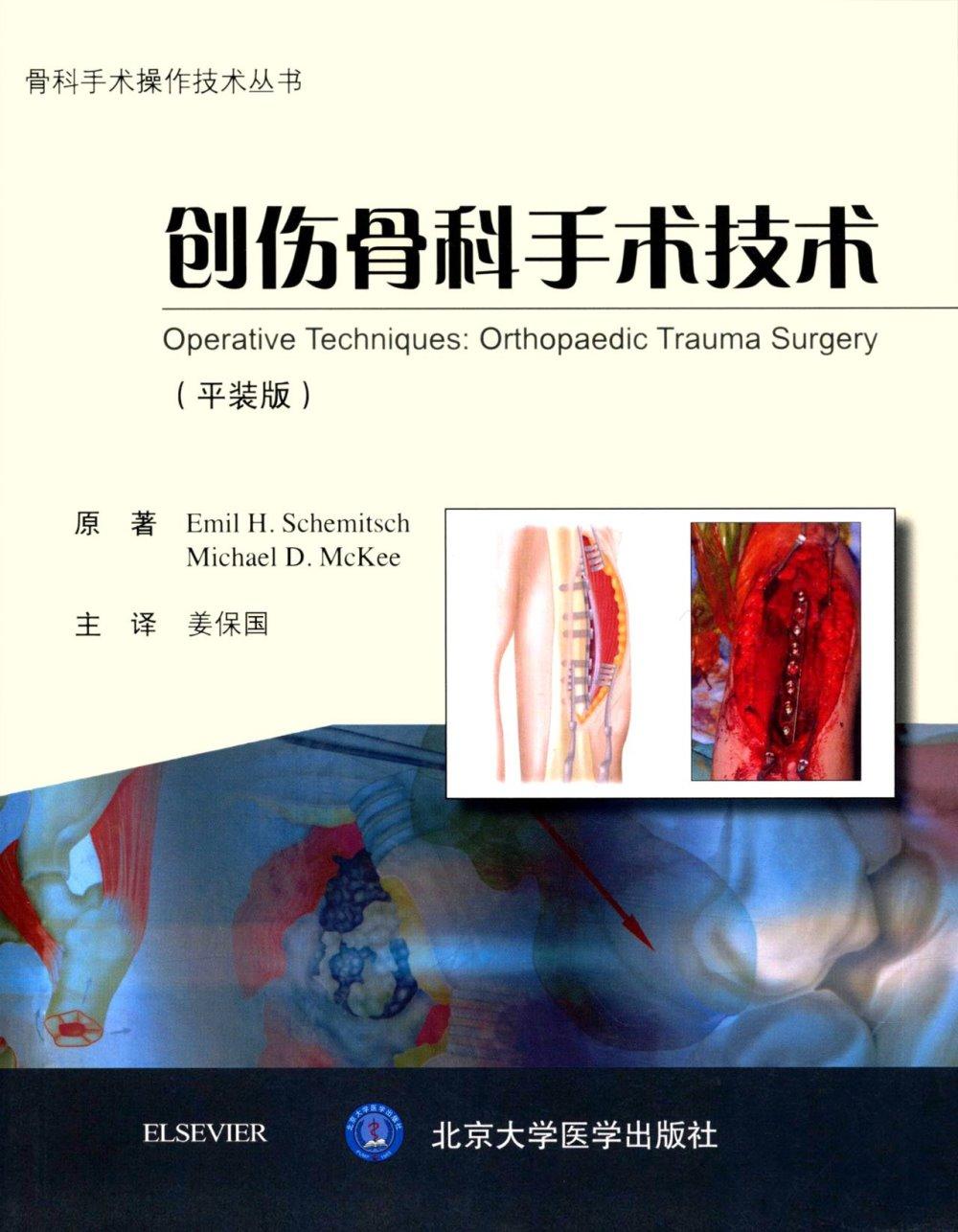 創傷骨科手術技術(平裝版)