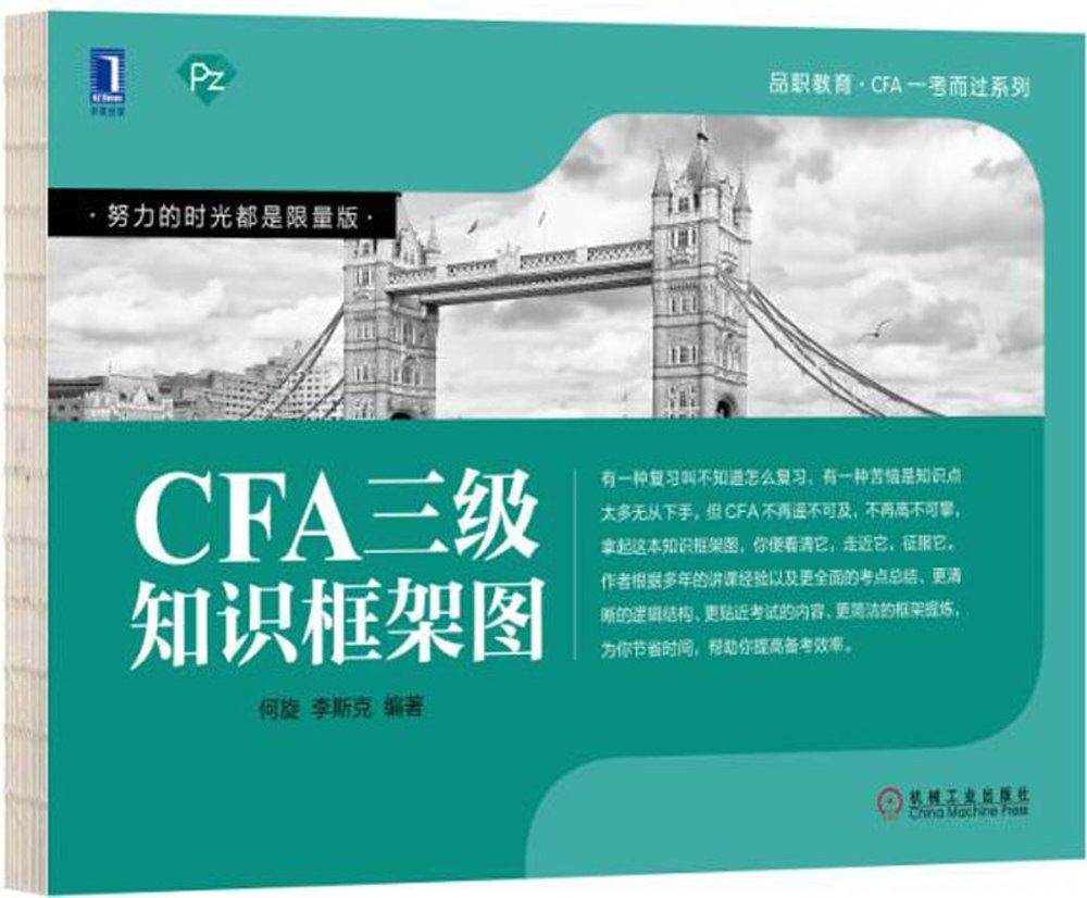 CFA三級知識框架圖