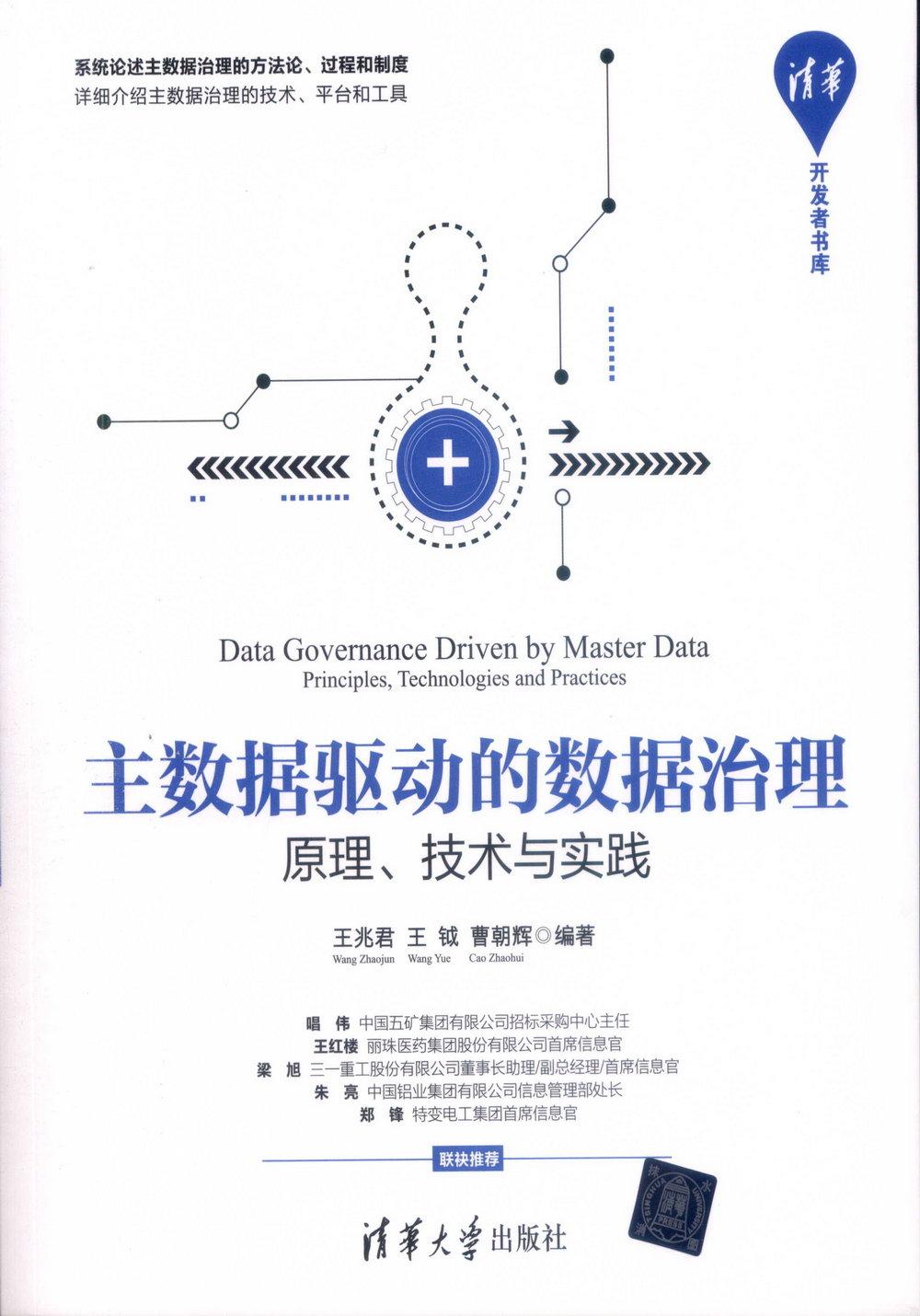 主數據驅動的數據治理:原理、技術與實踐