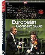 2002年柏林愛樂歐洲音樂會(家用版) European concert2002 /