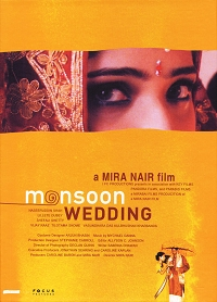 雨季的婚禮 Monsoon wedding /