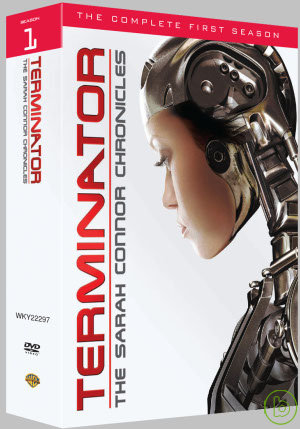 終結者外傳(家用版).  Terminator : the sarah connor chronicles : The complete first season /