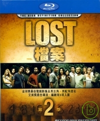Lost(家用版) the complete second season = Lost檔案. 第2季