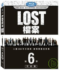 Lost(家用版) the complete sixth season = Lost檔案. 第6季