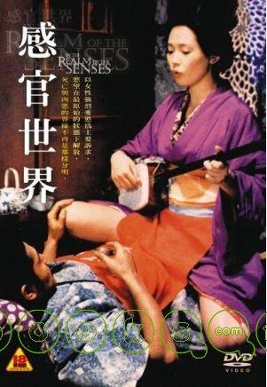 世界十大禁片-感官世界 DVD