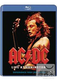 AC DC 唐尼頓現場演唱會  藍光BD