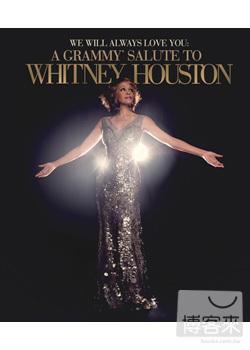 惠妮休斯頓  永遠愛你:向惠妮致敬葛萊美之夜 豪華 版 DVD