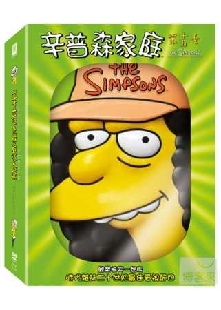 The Simpsons(家用版) the complete fifteenth season = 辛普森家庭.