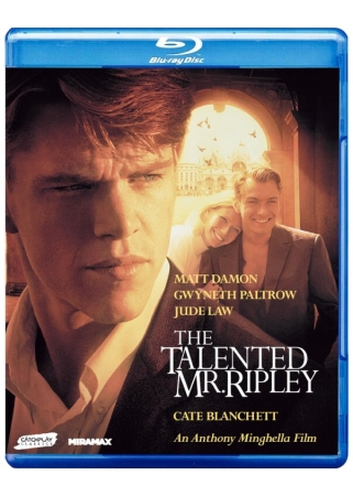 天才雷普利 (藍光BD)(The Talented Mr. Ripley BD)