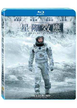 星際效應 藍光雙碟版 (藍光BD)(Interstellar 2 Disc)
