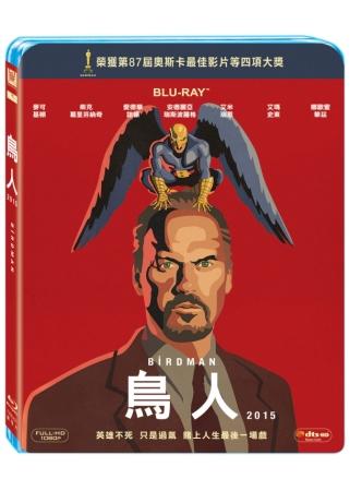 鳥人2015 (藍光BD)(Birdman)