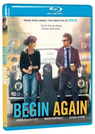 曼哈頓戀習曲 (藍光BD)(Begin Again)