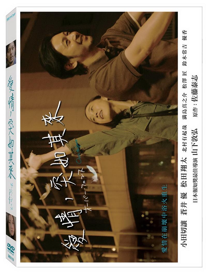 愛情,突如其來 (DVD)