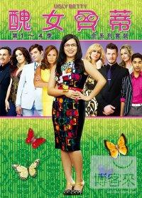 醜女貝蒂 1-4季 全系列套裝 (21DVD)(Ugly Betty S1-S7 Boxset)
