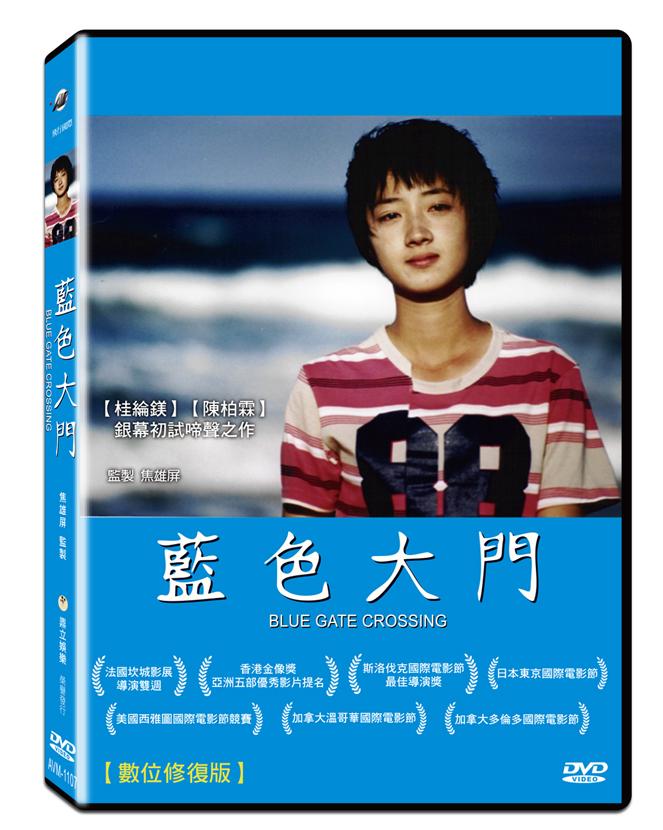 藍色大門 (DVD)(Blue Gate Crossing)