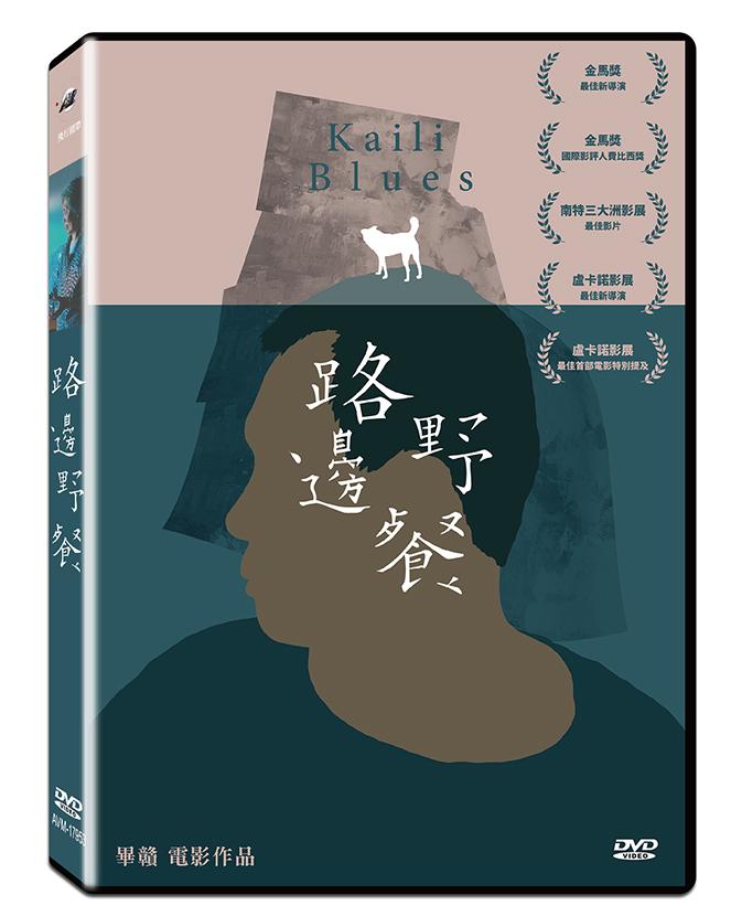 路邊野餐 (DVD)(Kaili Blues)