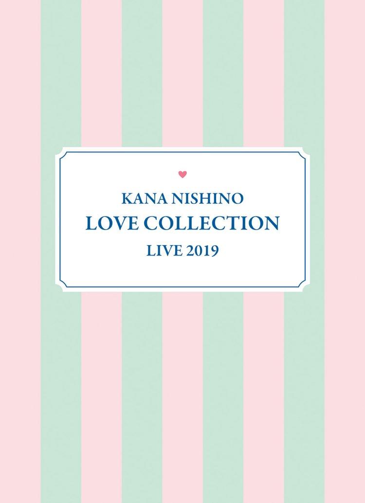 西野加奈 / 愛的收藏2019演唱會【2BD豪華寫真盤】(Nishino Kana / Love Collection Live 2019)