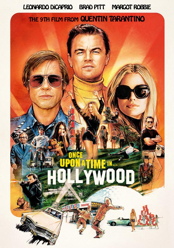 從前,有個好萊塢 BD(Once Upon a Time In Hollywood)