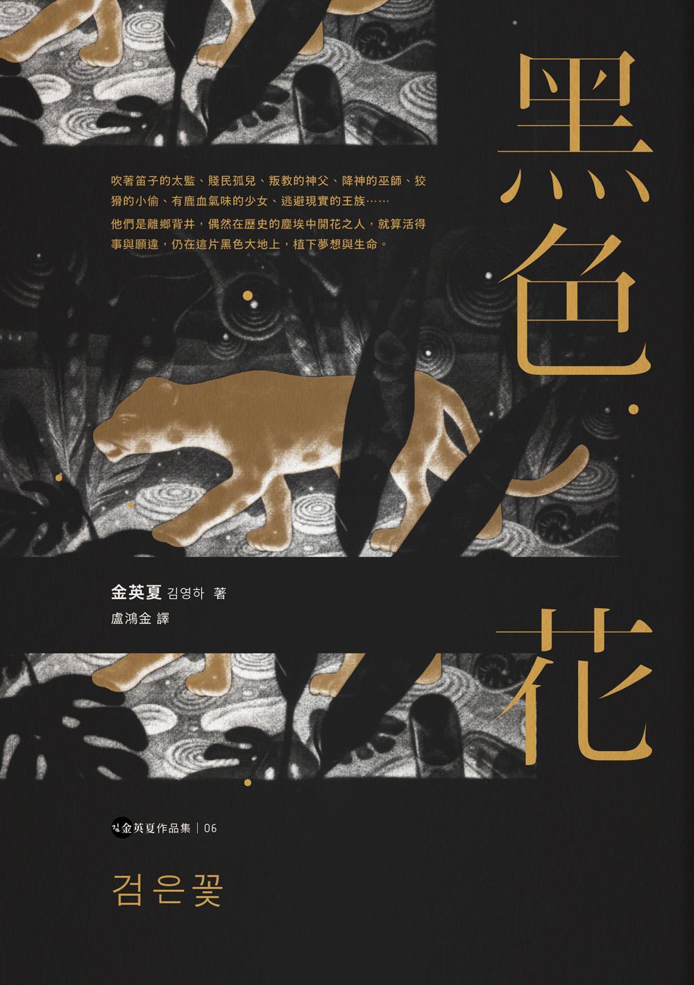 黑色花【金英夏作品集6】 (電子書)