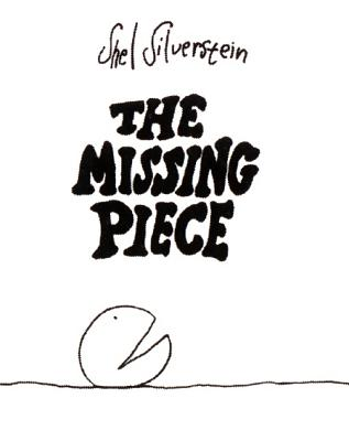 The missing piece 封面