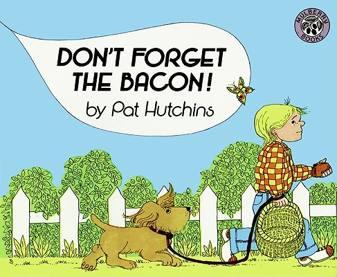 Don't forget the bacon 封面