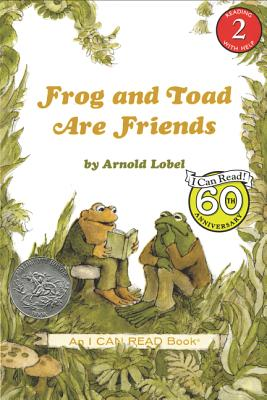 Frog and toad are friends /