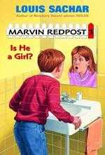 Marvin Redpost : is he a girl?