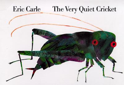 The very quiet cricket 封面