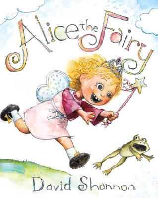 Alice the fairy 封面