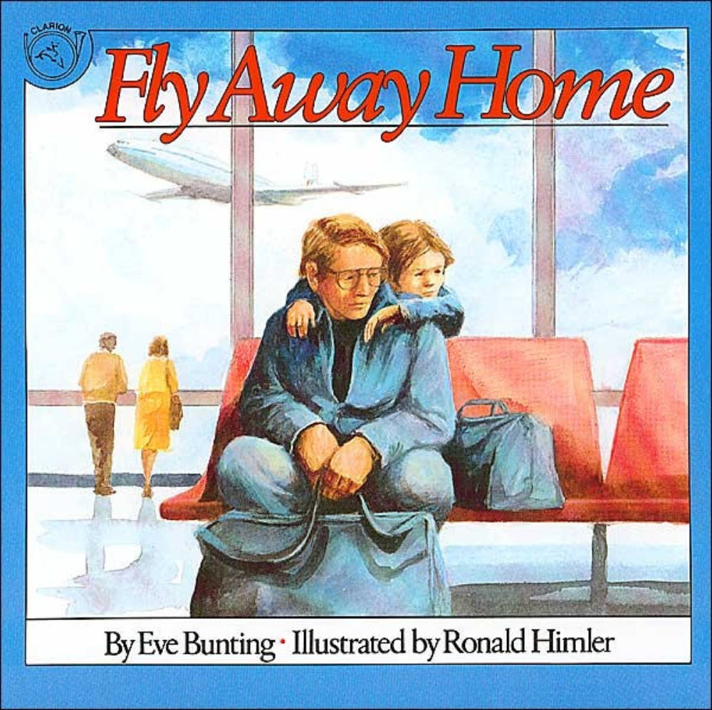 Fly away home 封面