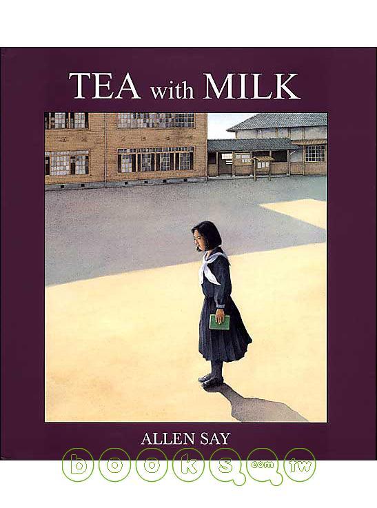 Tea with milk 封面