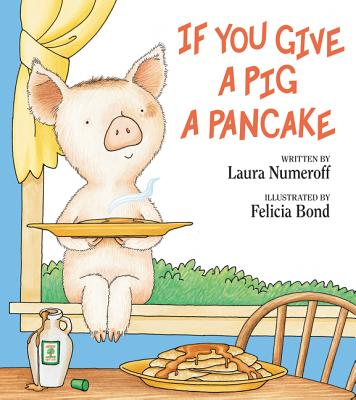 If you give a pig a pancake 封面