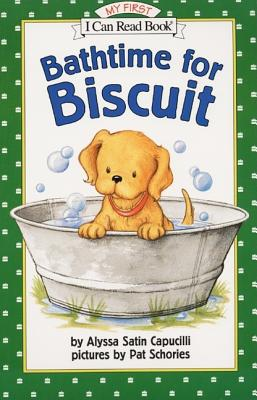 Bathtime For Biscuit [1Book+1Tape]