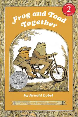 Frog and toad together /
