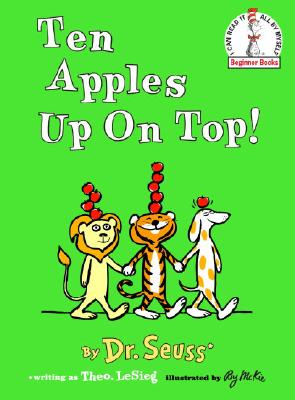 Ten apples up on top! /
