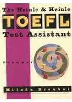 The Heinle & Heinle TOEFL test assistant :  grammar /