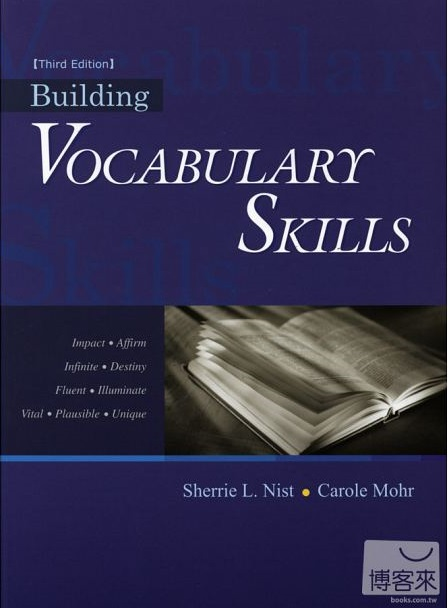 Building vocabulary skills /