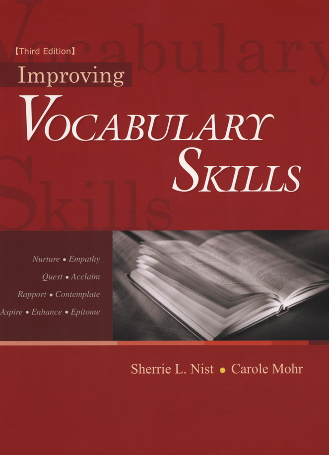 Improving vocabulary skills /