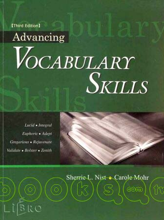 Advancing vocabulary skills /